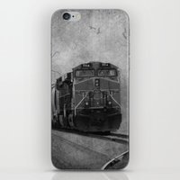 The Train iPhone & iPod Skin