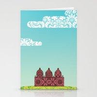 Chantily Castle I Stationery Cards