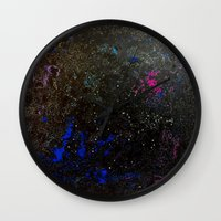 Southern Constellations Wall Clock
