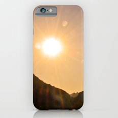 Sunset on the Apache Trail iPhone 6s Slim Case