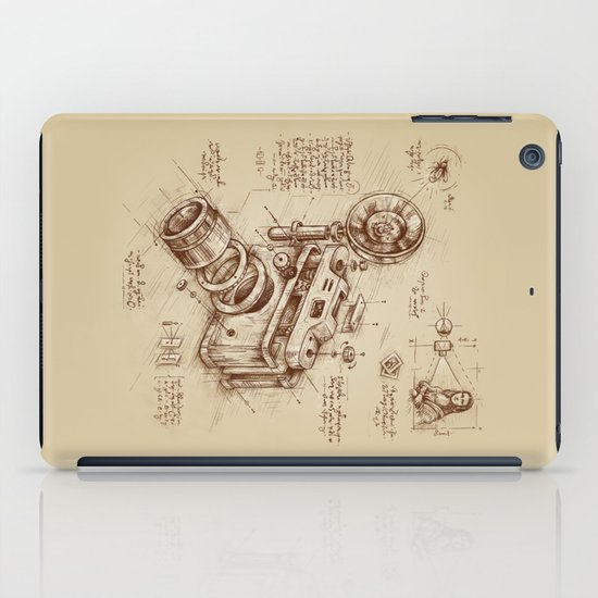 Moment Catcher iPad Case