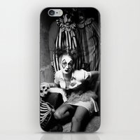 Nurse & Clowns iPhone & iPod Skin