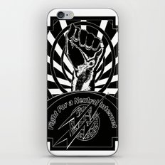 Net Neutrality iPhone & iPod Skin