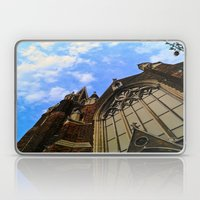 Up to the Clouds Laptop & iPad Skin