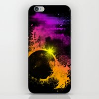 The Rift iPhone & iPod Skin
