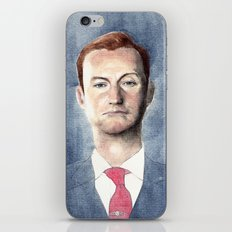 Mycroft Holmes iPhone & iPod Skin