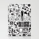 LIKES PATTERNS Stationery Cards