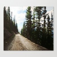The Way Back Canvas Print