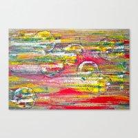 SpeedBall Canvas Print