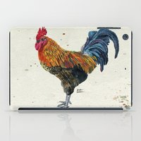 Rooster Harlow iPad Case