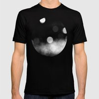 Into the Night Mens Fitted Tee Black SMALL
