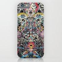 Mask iPhone 6 Slim Case