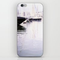 Palma Harbour iPhone & iPod Skin