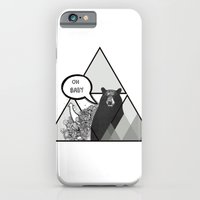 iPhone & iPod Case featuring oh baby by Clare Corfield Carr