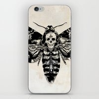 Death's-head Hawkmoth iPhone & iPod Skin
