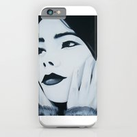iPhone & iPod Case featuring Bjork Muse by ByrneDarkly