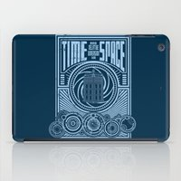 Time And Space iPad Case