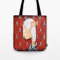 On My Way Out Tote Bag