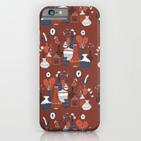 iPhone & iPod Case featuring Antikvariaatti by Petra Wolff