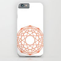 iPhone & iPod Case featuring Decagon by Neil Warburton