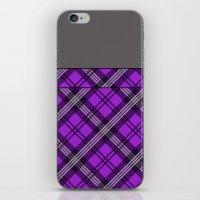 Scottish Plaid (Tartan) … iPhone & iPod Skin