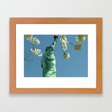 Other side  Framed Art Print