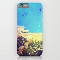 In The Big Blue World iPhone 6 Slim Case