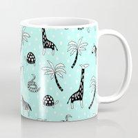 Safari Mint Mug