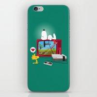 Duck Game iPhone & iPod Skin