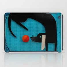 EYE ON THE BALL iPad Case