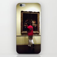 Night at the Museum iPhone & iPod Skin