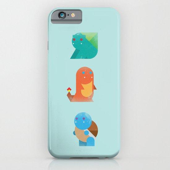 Pokemon iPhone & iPod Case
