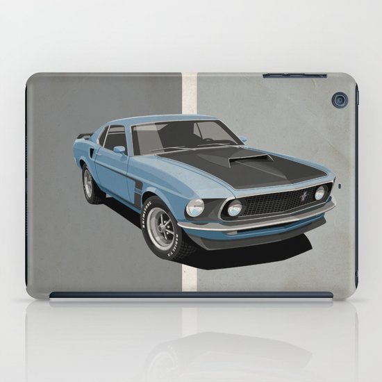 Ford Mustang iPad Case
