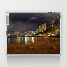 Waikiki Beach Laptop & iPad Skin