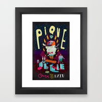 ollie Framed Art Print