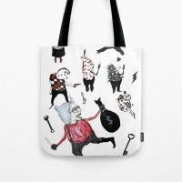 Minis Johnson Tote Bag