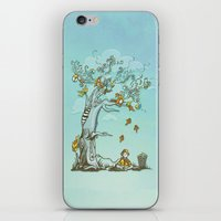 I Hear Music in Everything iPhone & iPod Skin