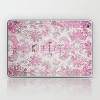 You Can Tapestry V. Pink… Laptop & iPad Skin