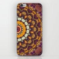 Enchanted Autumn -- Mand… iPhone & iPod Skin