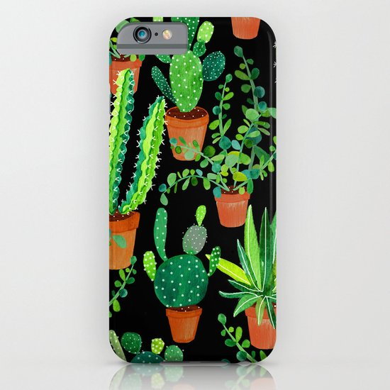 Cacti iPhone & iPod Case