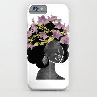Wildflower Crown II iPhone 6 Slim Case