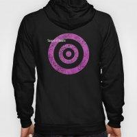 Target of desire - pink Hoody