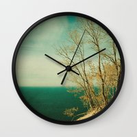 Dare To Leap Wall Clock