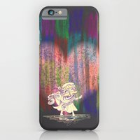 iPhone & iPod Case featuring MAMA OUDA WHEN IT RAINed by temsa7