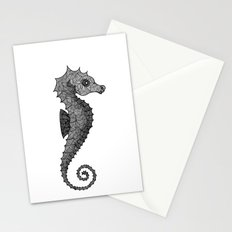 Seahorse Stationery Cards
