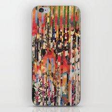 STRIPES 27 iPhone & iPod Skin