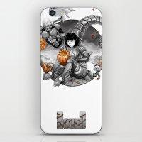 BounD: Halloween iPhone & iPod Skin