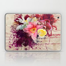 Country Floral Laptop & iPad Skin