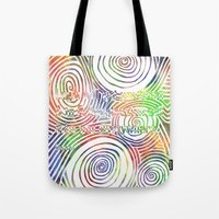 Imagination will take you everywhere Tote Bag