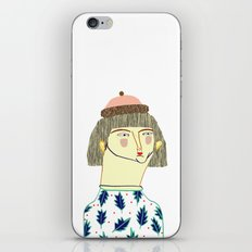 Women. fashion, fashion illustration, fashion print, fashion art, pattern, people,  iPhone & iPod Skin